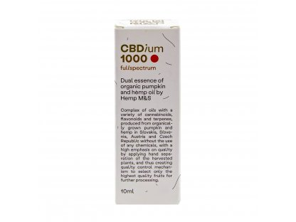 CBDium 1000 10 ml