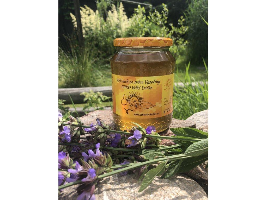 Med květový, 950g
