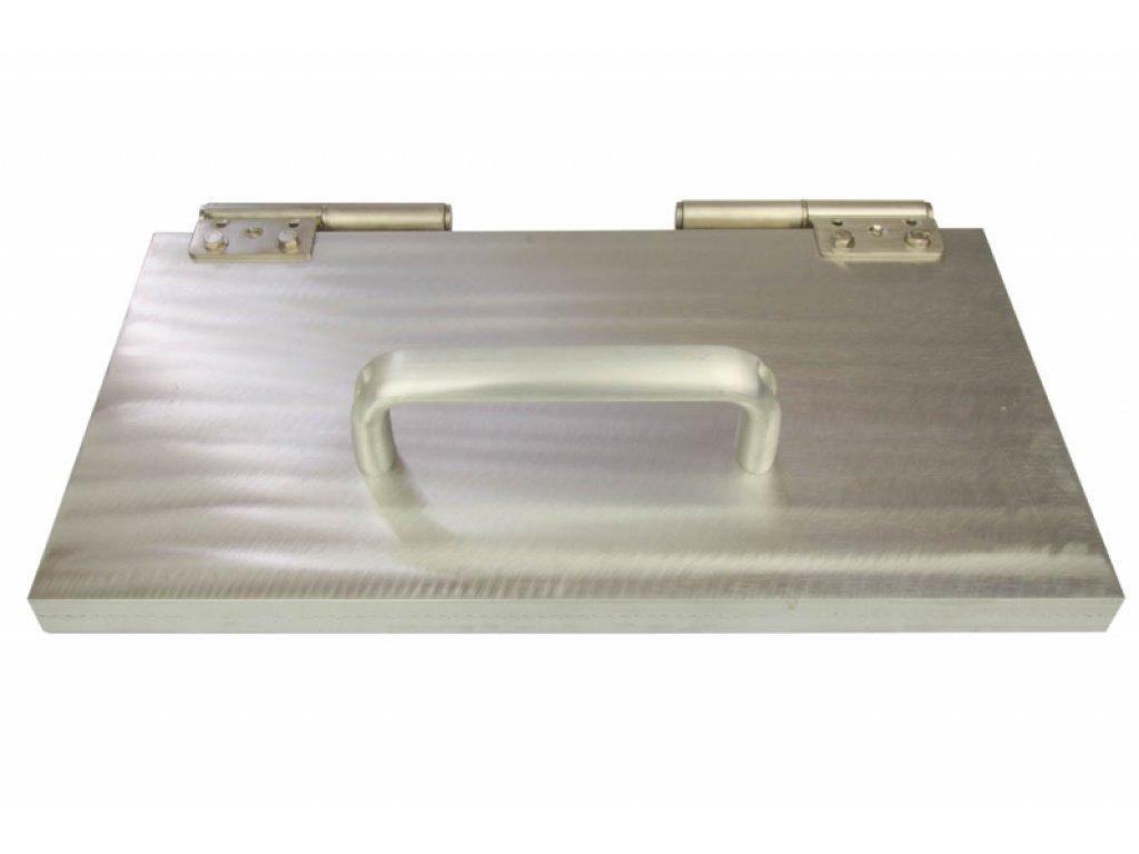 Ruční lis na výrobu mezistěn 420x220 mm