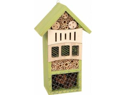 Domek pro hmyz - hmyzí hotel Legler 31 x 12 x 10cm