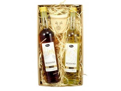 Luxusní medoviny Jin - Jang