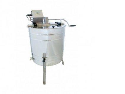 Medomet Lysoň OPTIMA 4 rámky, ruční+el. pohon, Ø 500 mm