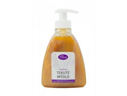 Medové tekuté mýdlo na ruce