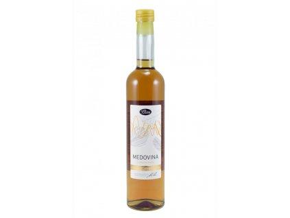 Medovina z lesního medu 0,5l