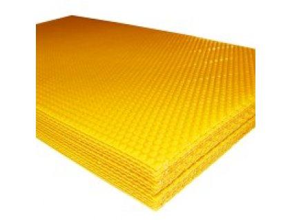 Mezistěny z včelího vosku, 1kg
