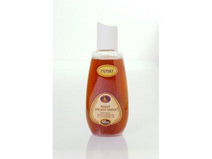 Pánský medový sprchový šampon