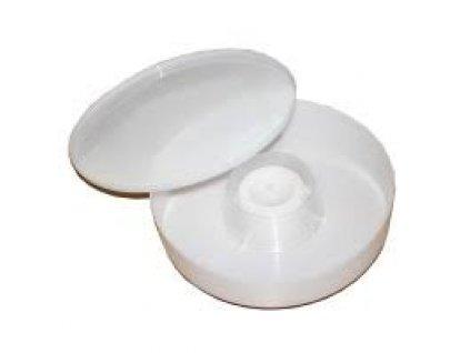 Plastové krmítko kulaté 2 l