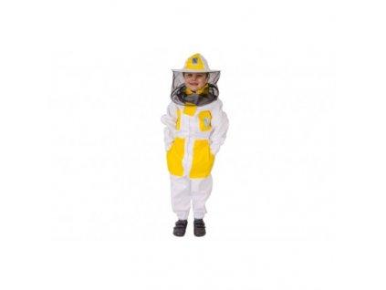 Včelařská kombinéza s kloboukem dětská