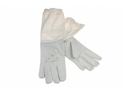 Včelařské rukavice, jehněčina