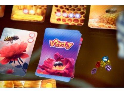 Včely: Medové království - karetní hra