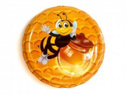 Víčko včelka se soudkem