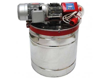Zařízení na pastování medu 50l, automat